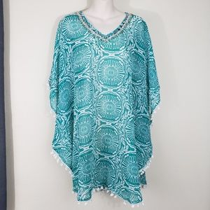 India Boutique Coverup One Size